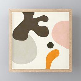 Communication Framed Mini Art Print