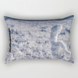 New Beginnings.. Rectangular Pillow