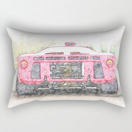Alfa Romeo Tipo 33 Rectangular Pillow