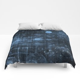 Space and Time Comforters