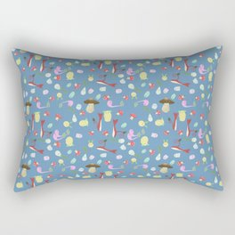 Spirity Spirits Rectangular Pillow