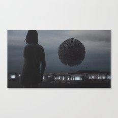 Core Canvas Print