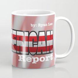 The Ugly American Report Coffee Mug