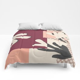 Finding Matisse pt.2 #society6 #abstract #art Comforters