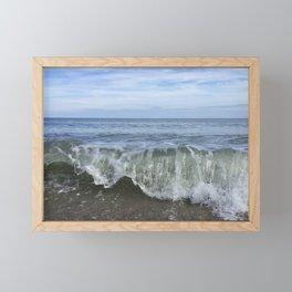 pipeline Framed Mini Art Print