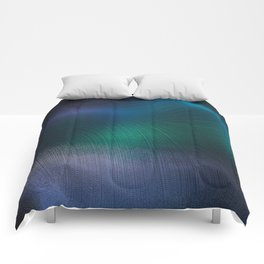 Beauty of the Northern Lights Comforters