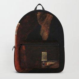 Carolus-Duran - Portrait d'Augustus Gurnee Backpack