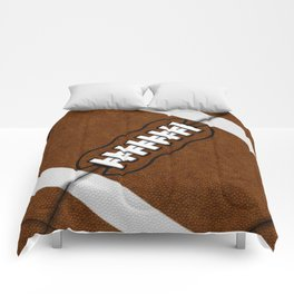 Fantasy Football Super Fan Touchdown Comforters