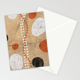 Life strings Stationery Cards