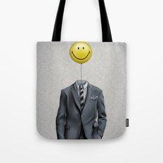 Mr. Smiley :) Tote Bag