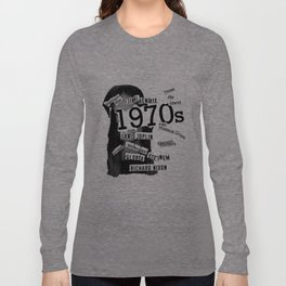 Misanthrope 70's Shirt Long Sleeve T-shirt