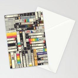 VHS I Stationery Cards