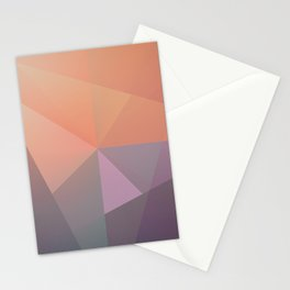 Modern Geometry No 18 Stationery Cards