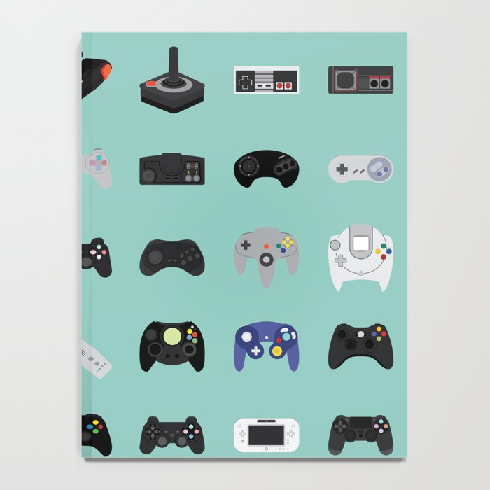 Console Evolution Notebook