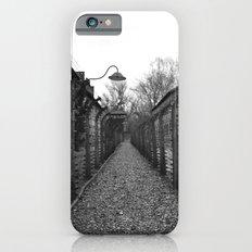 Auschwitz, Poland. Slim Case iPhone 6s