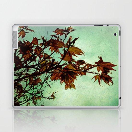 Japanese Maple Laptop & iPad Skin