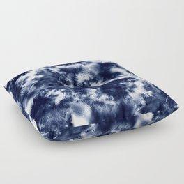 Tie Dye & Batik Floor Pillow