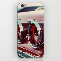 Taillights iPhone & iPod Skin