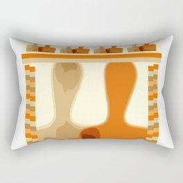 Couple Rectangular Pillow