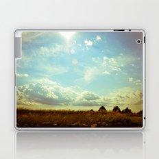 Shooting the Breeze Laptop & iPad Skin