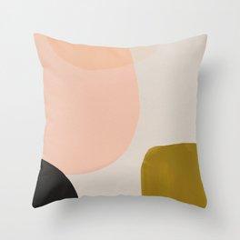 Gloop Throw Pillow