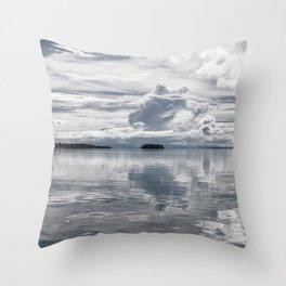 Sea 3 Throw Pillow