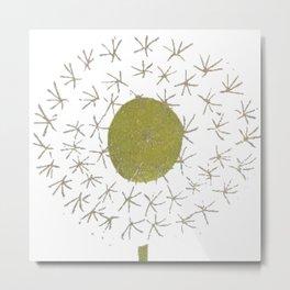 Pissenlit Metal Print
