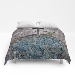 GRITTY LOW PRESSURE Comforters