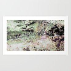 Wolf Creek Art Print