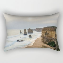 The Great Ocean Road. Rectangular Pillow