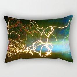 Light Painting 77 Rectangular Pillow