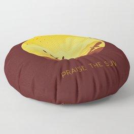 Solaire (Dark Souls) Floor Pillow