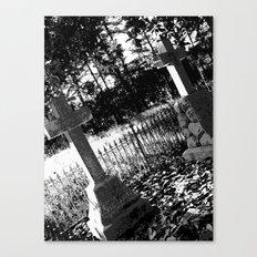 A Dark Vision Canvas Print