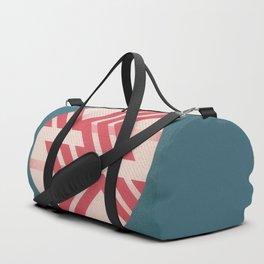 Diagonal War Duffle Bag