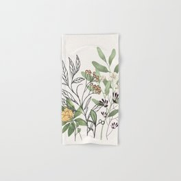 Spring Garden II Hand & Bath Towel