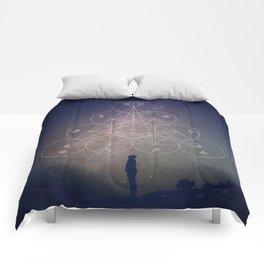 Alchemical Tetractys Comforters