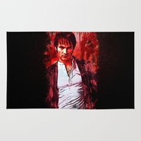 bill Area & Throw Rugs featuring Bill Compton by Sirenphotos