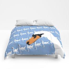 The Swan Gallery Giftshop Comforters