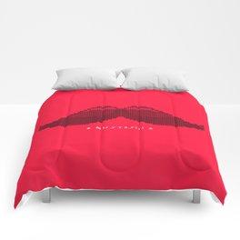 Mustascii Comforters