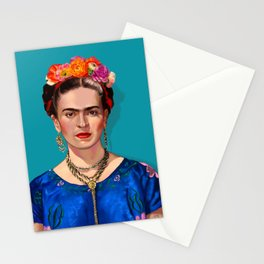 Frida Khalo Stationery Cards
