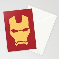 Iron man superhero Stationery Cards