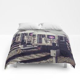 6 of 7... Comforters
