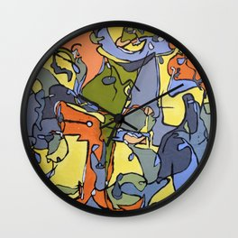 El Roy Wall Clock