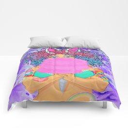 Sweet Tooth, Hair Series Comforters