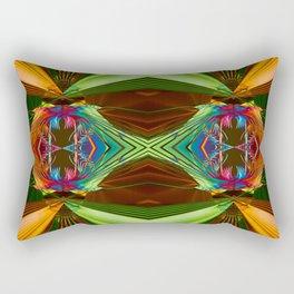 Beaver Traps Rectangular Pillow