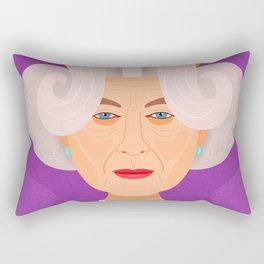 The Queen Rectangular Pillow
