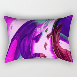 Symphony Arranged On The Second Night In Tunisia  Rectangular Pillow