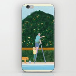 Lovely Afternoon iPhone Skin