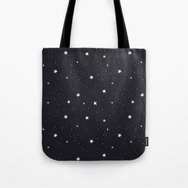 stars pattern Tote Bag