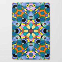 fractal V Cutting Board